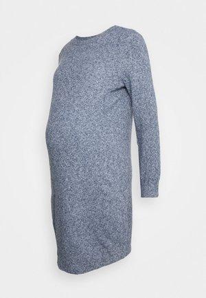 VMMDOFFY  - Strikket kjole - navy blazer