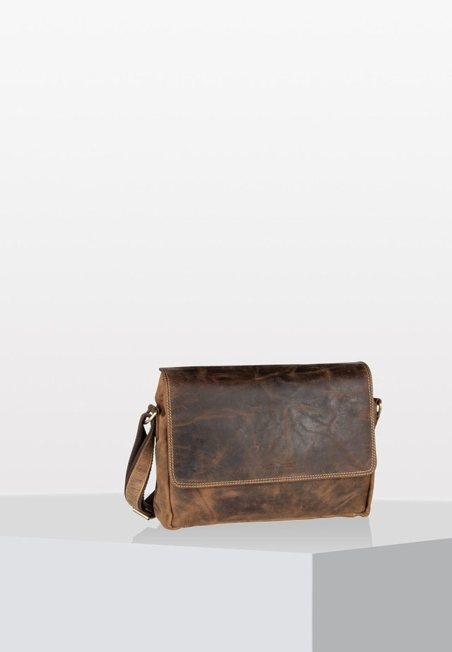 VINTAGE  - Across body bag - brown