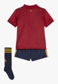 adidas Performance - SPAIN FEF HOME JERSEY MINI - Equipación de selecciones - victory red - 1