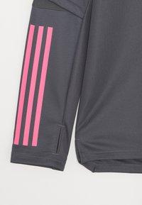 adidas Performance - REAL MADRID AEROREADY FOOTBALL - Klubové oblečení - grey - 2