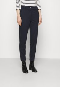 Esprit Collection - PANT - Kalhoty - navy - 0