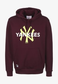 New Era - MLB NEW YORK YANKEES - Hoodie - red - 0