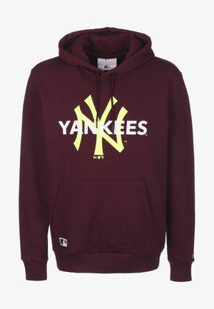 MLB NEW YORK YANKEES - Jersey con capucha - red