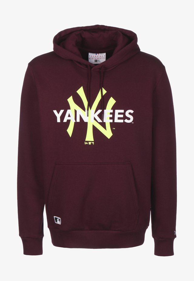 MLB NEW YORK YANKEES - Hoodie - red