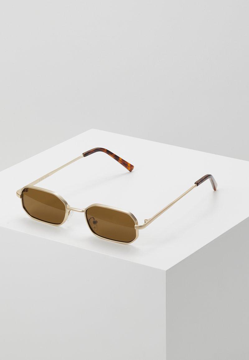 Pier One - UNISEX - Sunglasses - gold-coloured