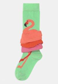 Happy Socks - FLAMINGO 2 PACK - Socks - multicoloured - 1