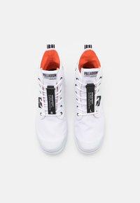 Palladium - PAMPA LITE OVERLAB UNISEX - High-top trainers - white - 3