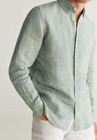 Mango - AVISPA - Shirt - green - 4