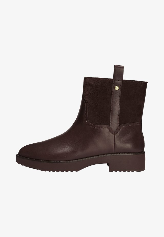 SIGNEY BOOTS - Stövletter - chocolate brown
