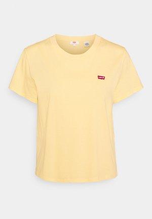 SURF TEE - Jednoduché triko - golden haze