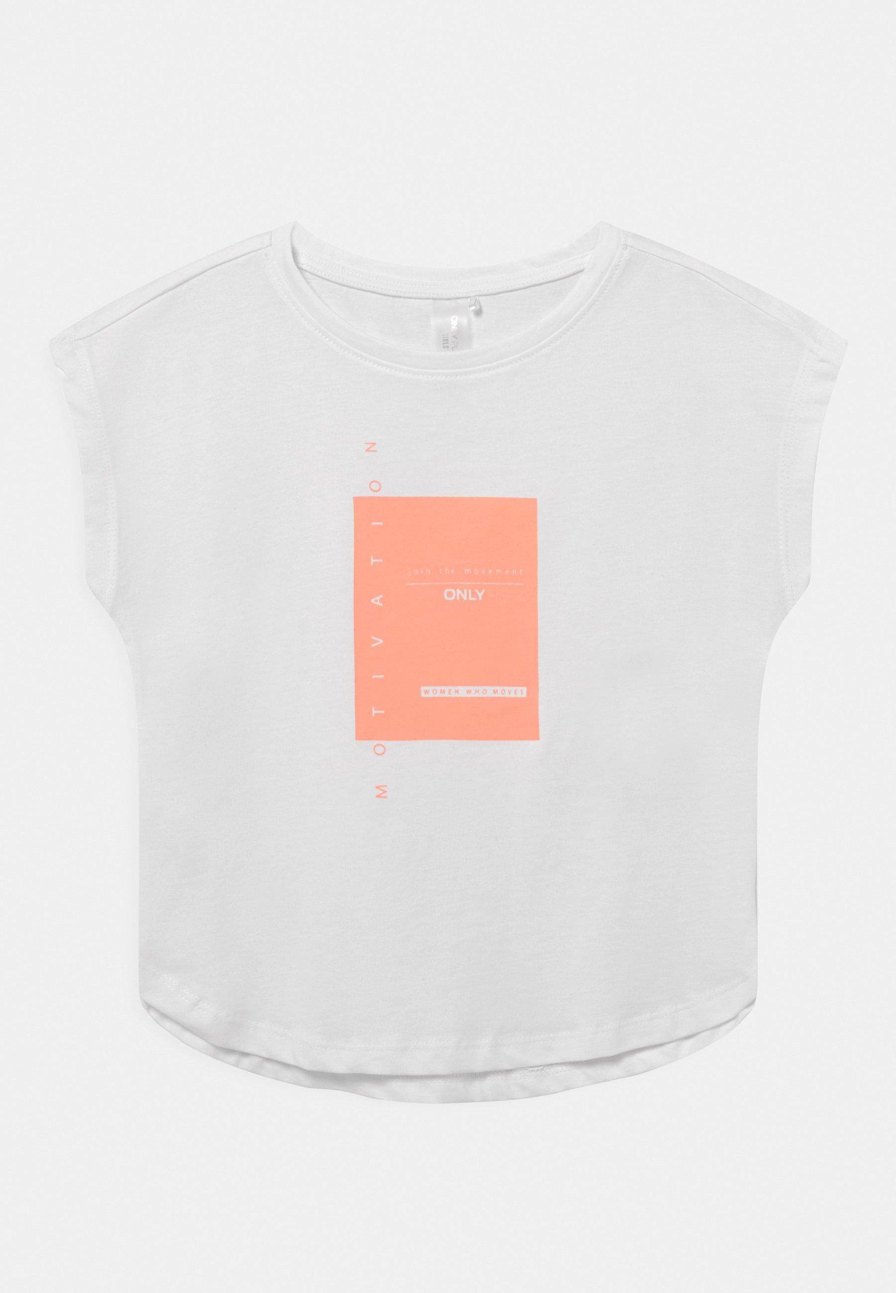 Kids ONPMAGNY LIFE LOOSE SLIT - Print T-shirt