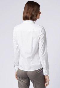 BOSS - BANEW - Button-down blouse - white - 2
