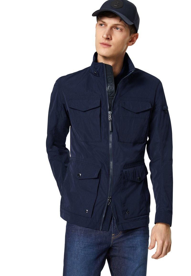 Bogner - Outdoorová bunda - navy-blau