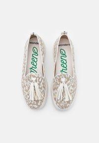 Wonders Green - Platform heels - blanco - 5