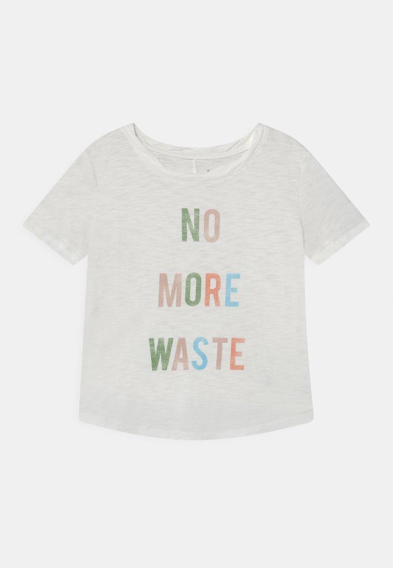 GAP - GIRL GREEN LABEL TEE - Print T-shirt - new off white
