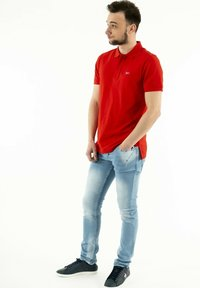 Tommy Hilfiger - Polo - rouge - 1