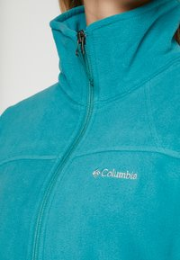 Columbia - FAST TREK LIGHT FULL ZIP - Fleece jacket - waterfall - 4