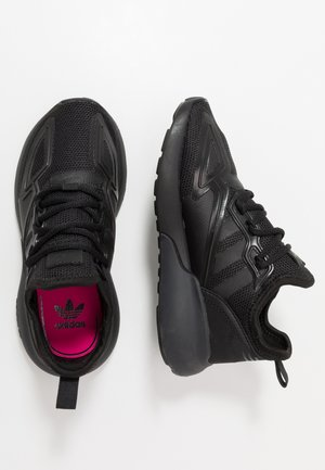 ZX - Sneakers laag - core black/pink