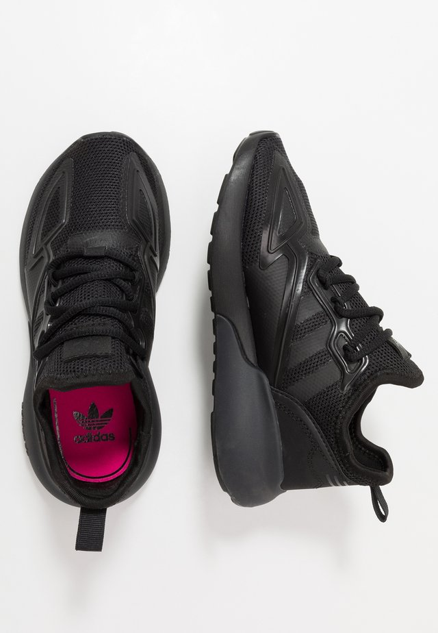 ZX - Sneakers basse - core black/pink