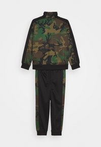 Jordan - JUMPMAN CLASSICS III SUIT SET - Tracksuit - multi-coloured/mottled olive - 1