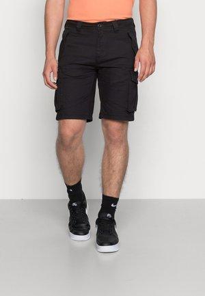 MILITARY SHORT - Shorts - black