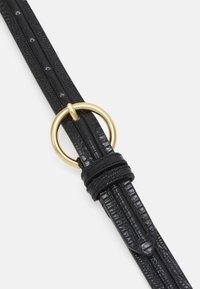sandro - ZELDA - Belt - noir - 2