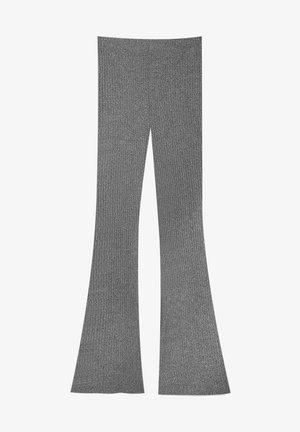 Tygbyxor - dark grey