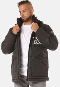 Young and Reckless - PUFF - Winter jacket - black - 3
