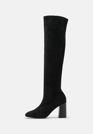 BIAELLIE HIGH BOOT - Over-the-knee boots - black