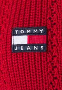 Tommy Jeans - CARDIGAN - Gilet - deep crimson - 2