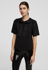 KARL LAGERFELD - Blouse - black - 0