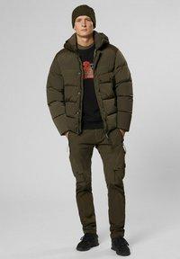 C.P. Company - Winter coat - dusty olive - 1