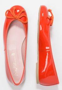 Pretty Ballerinas - SHADE - Ballerinasko - papaya - 3