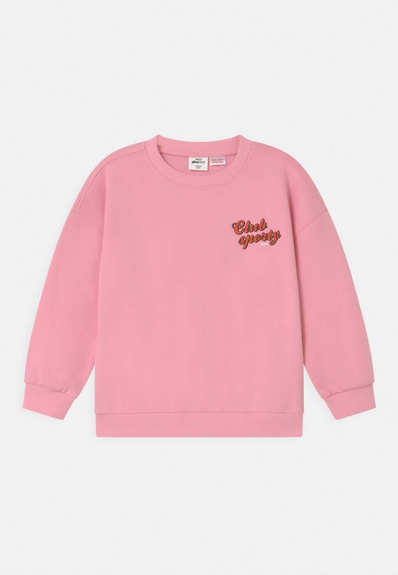 Gina Tricot - MINI PRINT - Sweatshirt - prism pink