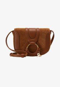 See by Chloé - HANA MINI - Across body bag - caramello - 5