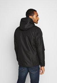 Redefined Rebel - RRGALAXY HOOD - Light jacket - black - 2