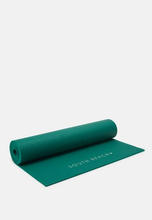 MAT WITH POWER SLOGAN - Fitness/yoga - green/mint