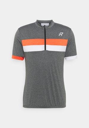 RAGO - T-shirt imprimé - lead grey