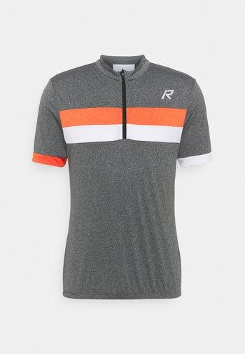 RAGO - T-Shirt print - lead grey