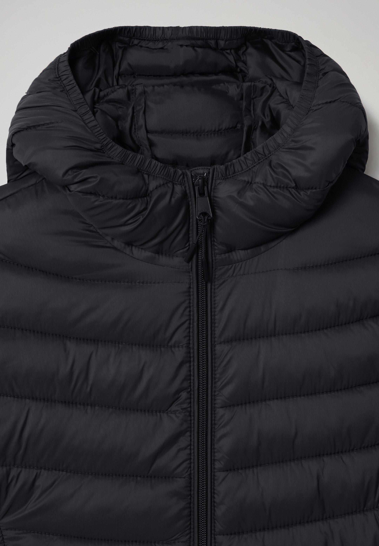 Damen AERONS LONG - Daunenmantel - black