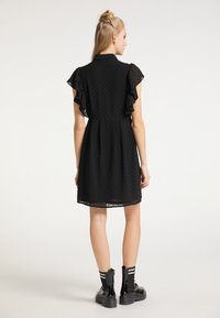 myMo ROCKS - Shirt dress - schwarz - 2