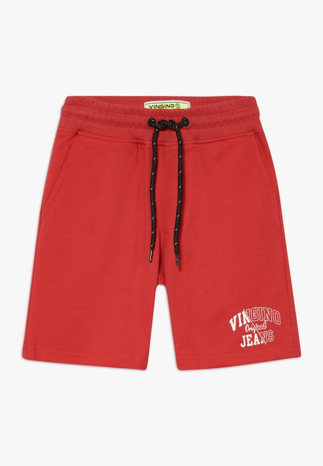 REXX - Trainingsbroek - blast red