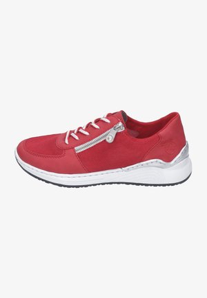 Casual lace-ups - fire/rosso