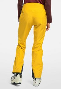 Haglöfs - LUMI FORM PANT - Snow pants - pumpkin yellow - 1