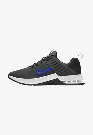 AIR MAX ALPHA TRAINER 3 - Sports shoes - newsprint/black/white/racer blue