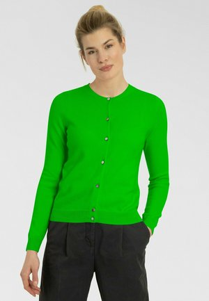 RUNDHALS - Cardigan - spring green