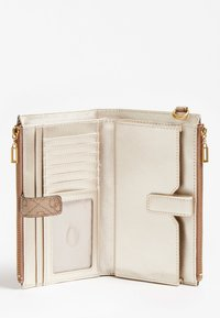 Guess - ORGANIZER VALY - Portefeuille - beige - 2