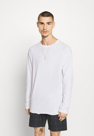 MICHAEL TEE - Long sleeved top - white