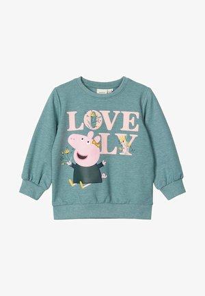 NMFPEPPAPIG DANITA UNB PEP - Sweater - trellis