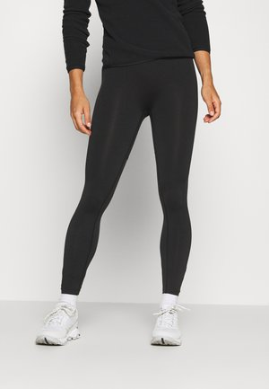 W TEKNITCAL TIGHT - Tights - black